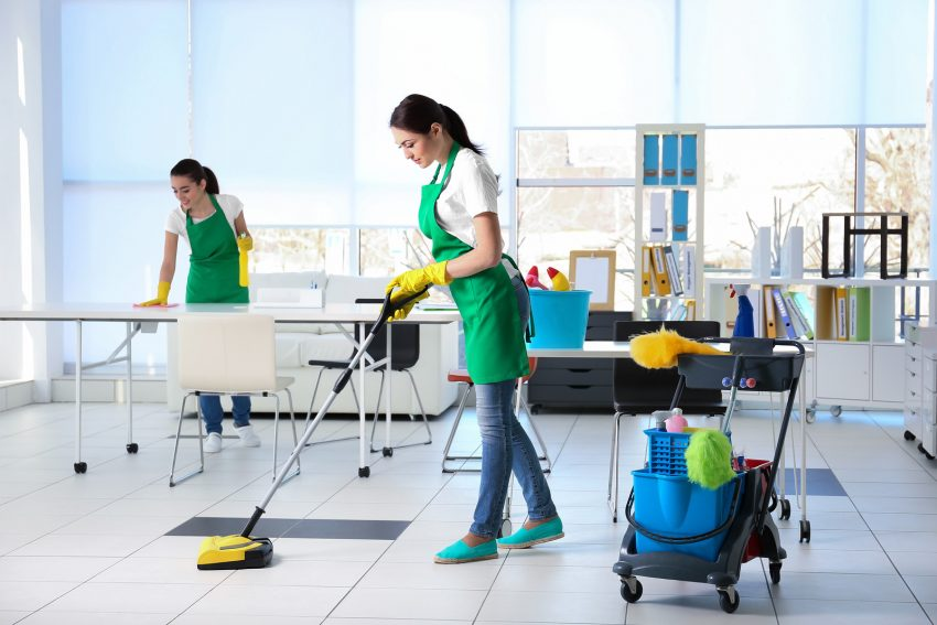 บริการทำความสะอาดครั้งใหญ่